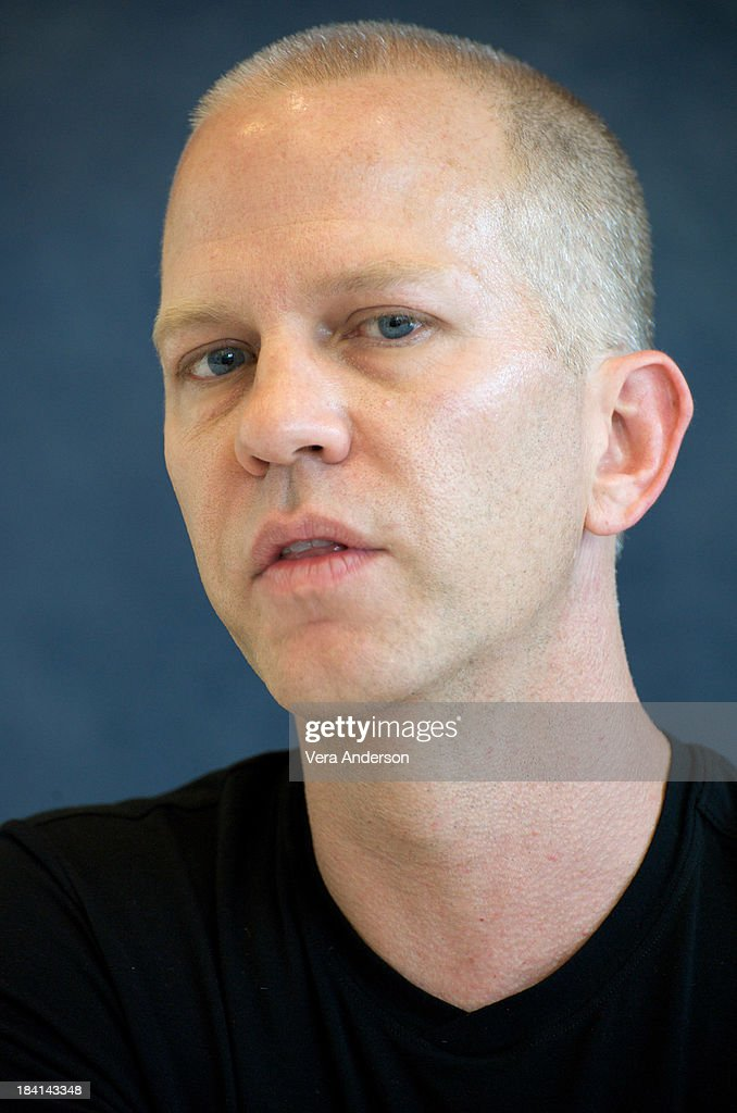 Creator Ryan Murphy on the set of 'Glee' at Paramount Studios on July 20, 2009 in Los Angeles, California.