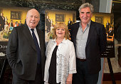 Creator writer and executive producer actors Lesley Nicol and Jim Carter attend the 'Downton Abbey' For Your Consideration event and reception at...