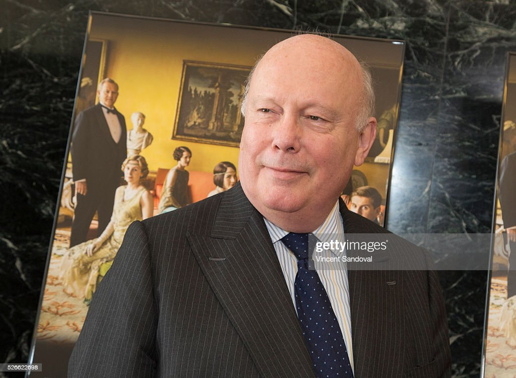 Creator, writer and executive producer Julian Fellowes attends the 'Downton Abbey' For Your Consideration event and reception at Linwood Dunn Theater at the Pickford Center for Motion Study on April 30, 2016 in Hollywood, California.
