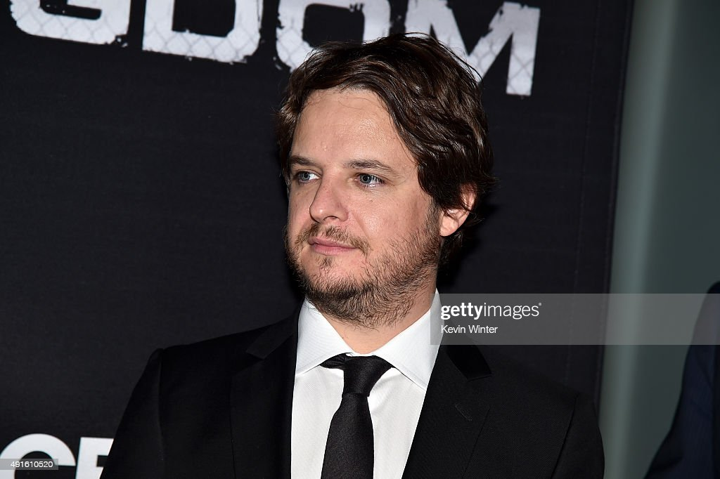Creator/EP Byron Balasco attends the premiere of DIRECTV's 'Kingdom' Season 2 at SilverScreen Theater at the Pacific Design Center on October 6, 2015 in West Hollywood, California.