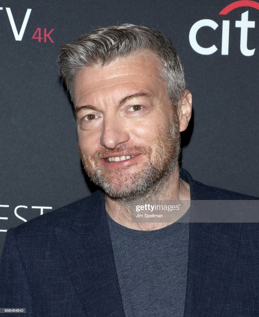 Creator/executive producer Charlie Brooker attends the PaleyFest NY 2017 'Black Mirror' screening at The Paley Center for Media on October 6, 2017 in New York City.