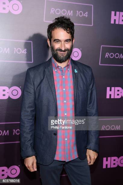 Creator/executive producer Jay Duplass attends the premiere of HBO's 'Room 104' at Hollywood Forever on July 27 2017 in Hollywood California
