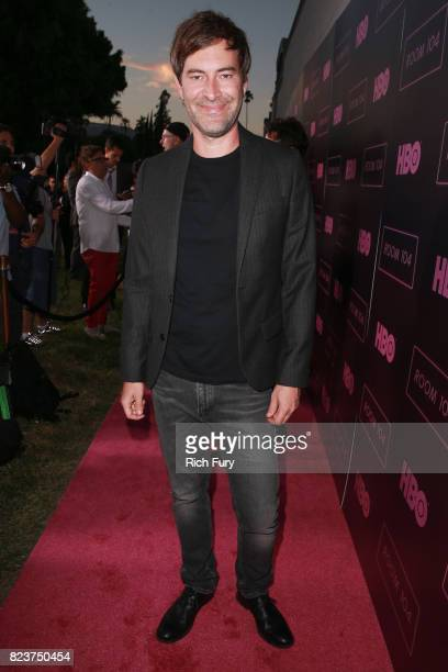 Creator/executive producer Mark Duplass attends the premiere Of HBO's 'Room 104' at Hollywood Forever on July 27 2017 in Hollywood California