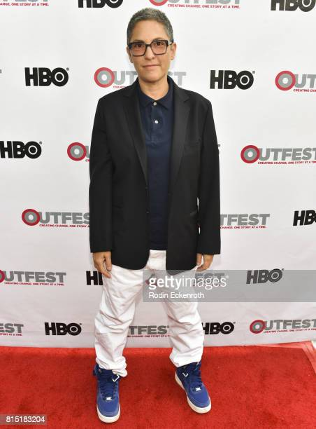Creator/Executive Producer/Director Jill Soloway attends the 2017 Outfest Los Angeles LGBT Film Festival screening of Amazon's 'Transparent' Season 4...