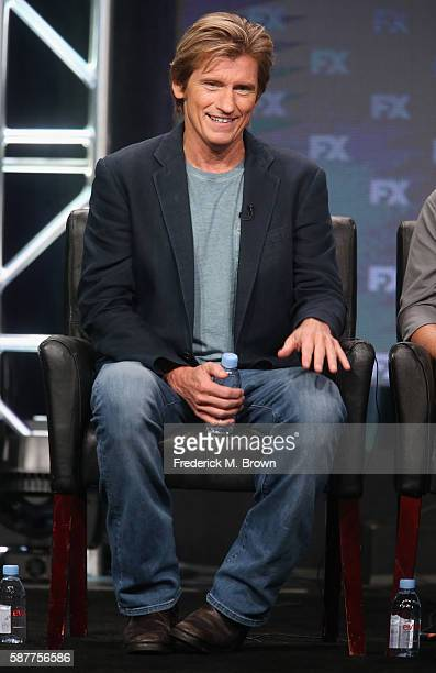 Creator/executive producer/showrunner Denis Leary speaks onstage at 'SexDrugsRockRoll' panel discussion during the FX portion of the 2016 Television...
