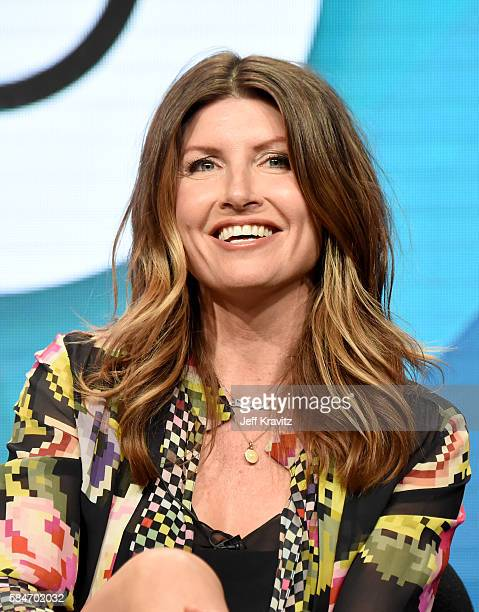Creator/executive producer/writer Sharon Horgan speaks onstage during the 'Divorce' panel discussion at the HBO portion of the 2016 Television...