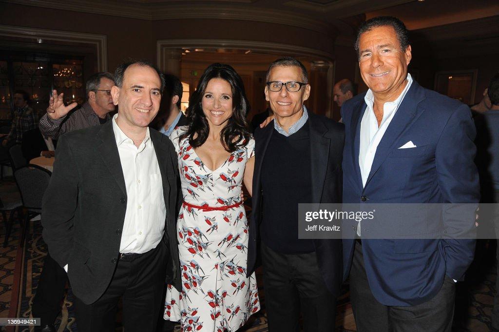 Creator/Executive Producer/Writer/Director Armando Iannucci Vice President Selina Meyer/ Producer Julia LouisDreyfus President of HBO programming...