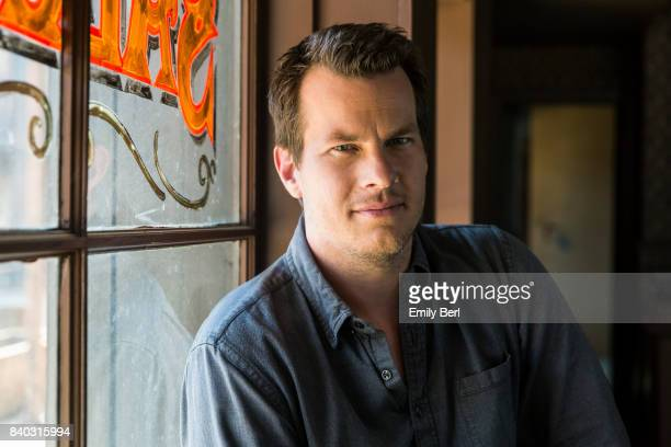Creators and director Jonathan Nolan of HBO's 'Westworld' is photographed for New York Times on September 21 2016 in Santa Clarita California