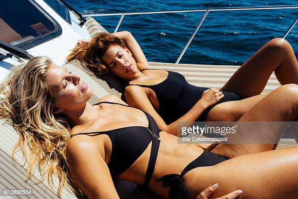Creators of 'A Bikini A Day' a lifestyle blog and swimwear line featuring a bathing suit every day of the year Natasha Oakley Devin Brugman are...