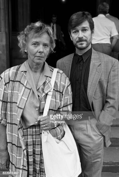 Creators of Eastenders Julia Smith and Tony Holland