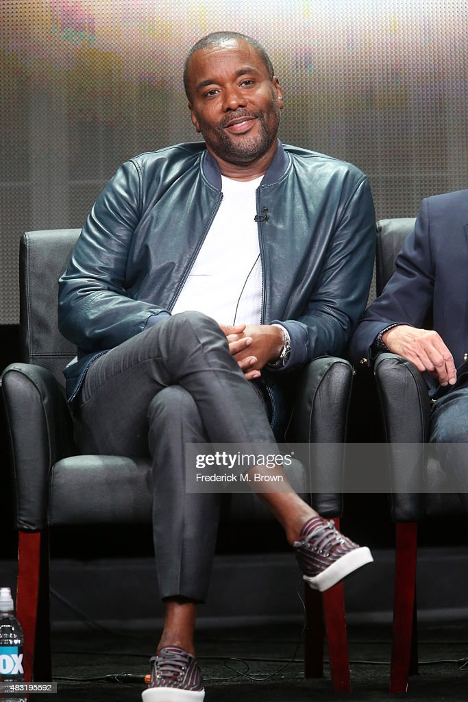 Creator/writer/executive producer Lee Daniels speaks onstage during the 'Empire' panel discussion at the FOX portion of the 2015 Summer TCA Tour at...