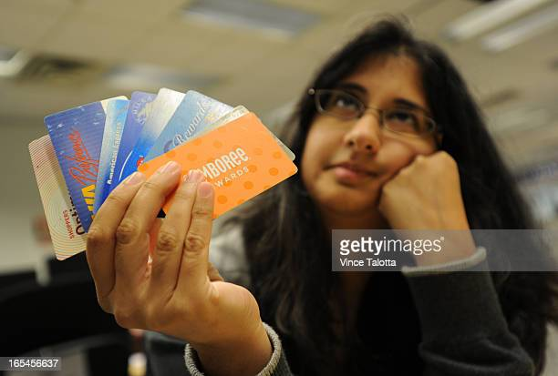 A credit and loyalty card makeover for Madhavi Acharya to get rid of unwanted cards and help her get the best out of her loyalty cards on Sept 19...