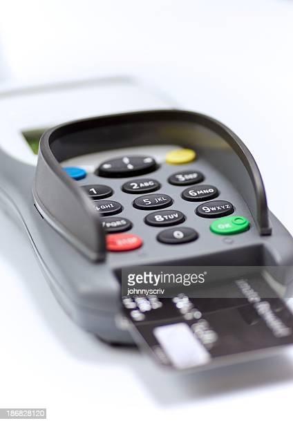 Credit Card Machine...