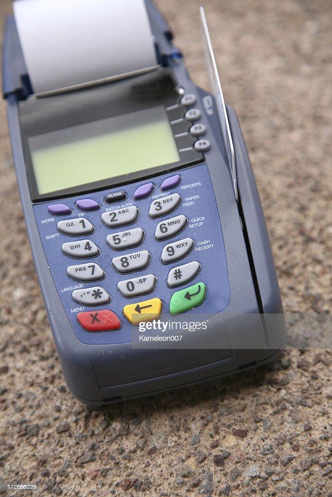 reader credit card machine