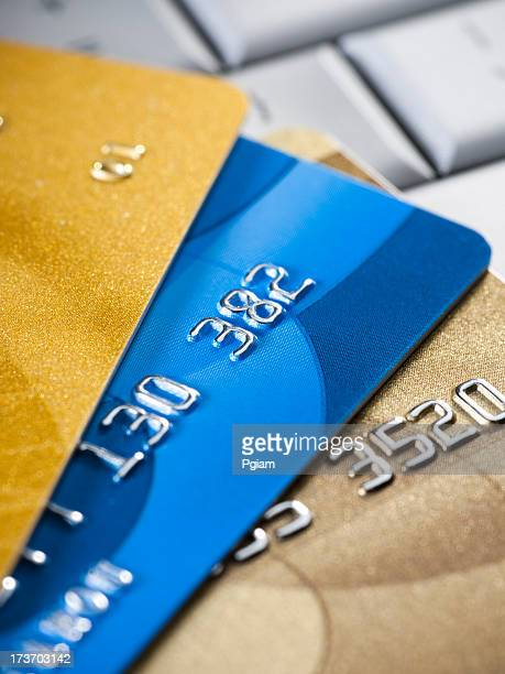 Credit card online purchase