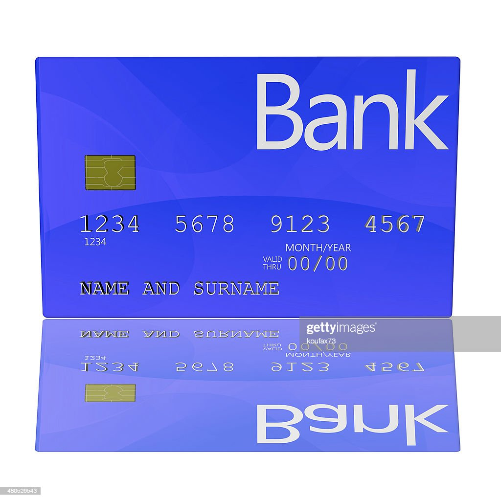 Credit card : Stock Photo