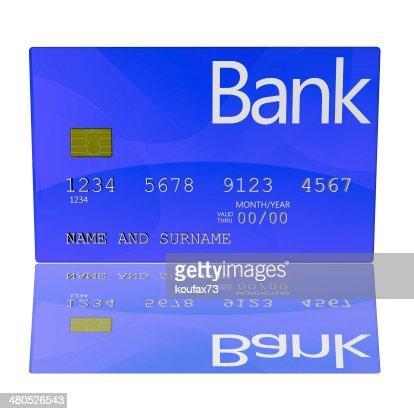 Credit card : Stockfoto