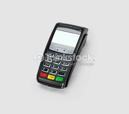 dfb0cba89 Máquina De Cartão De Crédito De Pdv Foto de stock | Thinkstock