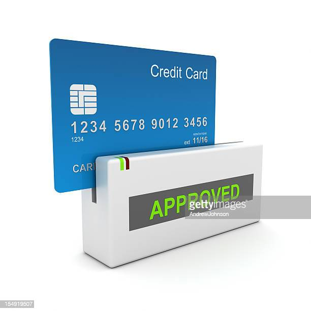 Credit Card Purchase Approved