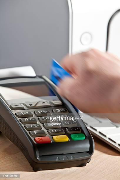 Credit card reader