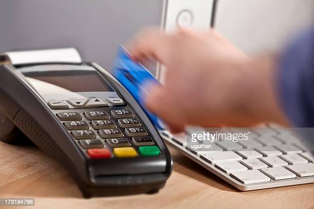 クレジットカードリーダ