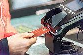 Credit Card Transaction Using the New Security Electronic Chip Technology