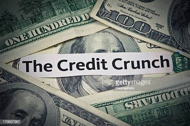 Credit Crunch Money Problems