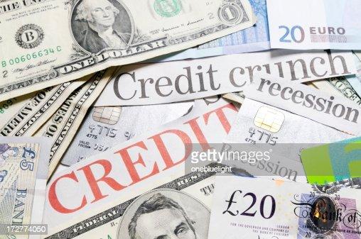 Crédito crunch (Série