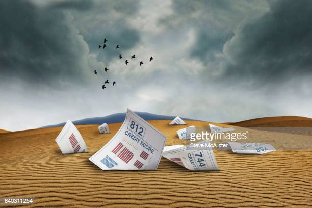Credit Reports in Desert