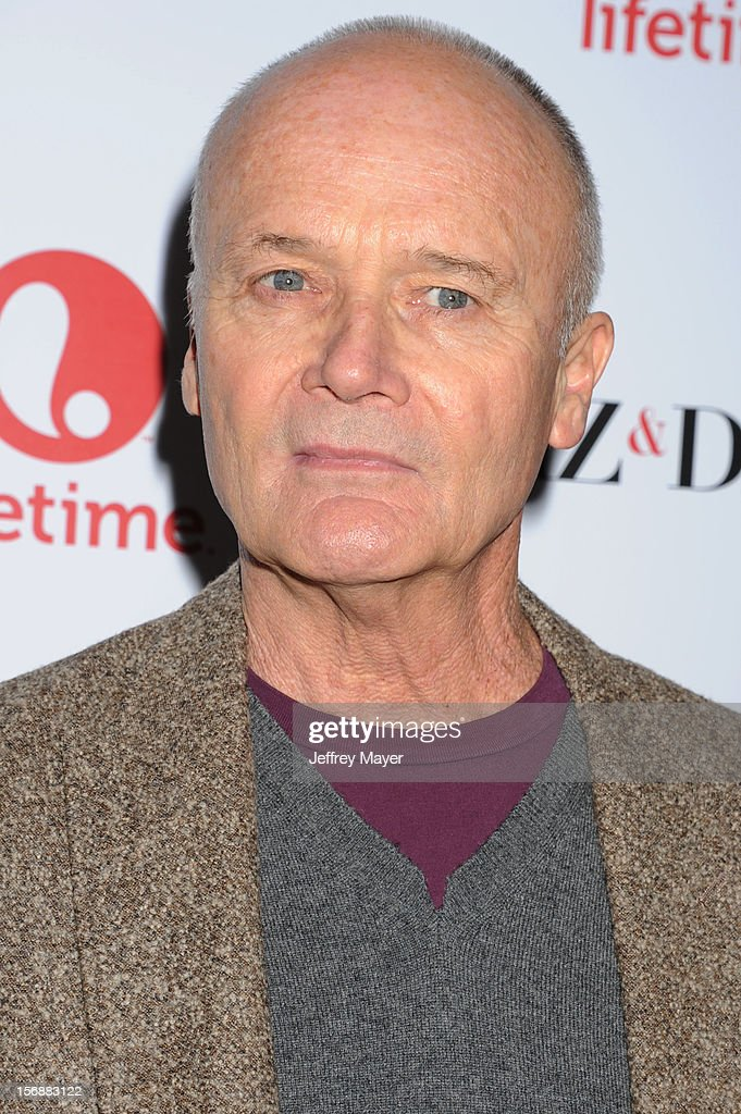 Creed Bratton arrives at the 'Liz & Dick' - Los Angeles Premiere at the Beverly Hills Hotel on November 20, 2012 in Beverly Hills, California.