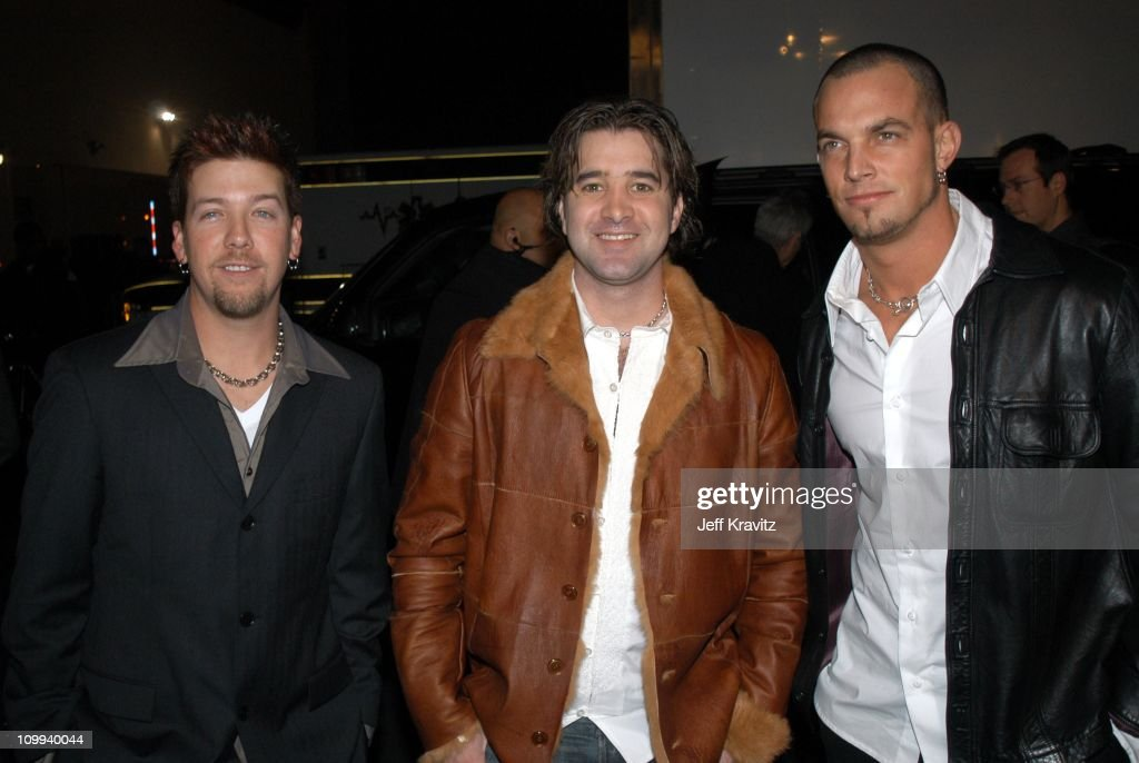 Creed during VH1 Big in 2002 Awards - Arrivals at Grand Olympic Auditorium in Los Angeles, CA, United States.