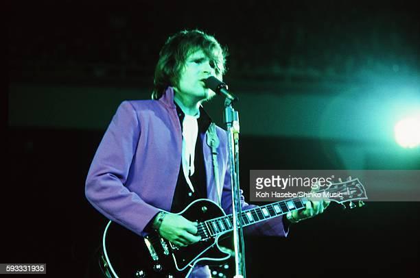 Creedence Clearwater Revival John Fogerty live at Nippon Budokan Tokyo February 29 1972