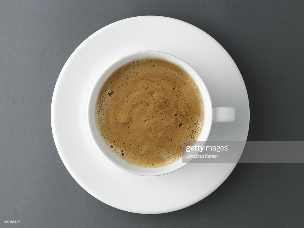 Crema Espresso : Stock-Foto