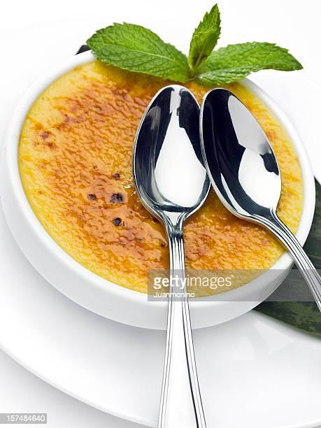 Crème Brûlée (crema catalana