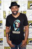 "Comic-Con International 2018 - ""Black Lightning"" Press..."
