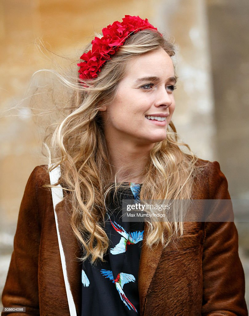 <a gi-track='captionPersonalityLinkClicked' href=/galleries/search?phrase=Cressida+Bonas&family=editorial&specificpeople=8550831 ng-click='$event.stopPropagation()'>Cressida Bonas</a> attends a memorial service for Miles Frost at Arundel Cathedral on February 5, 2016 in Arundel, England. Miles Frost, son of the late Sir David Frost, died aged 31 in July 2015.