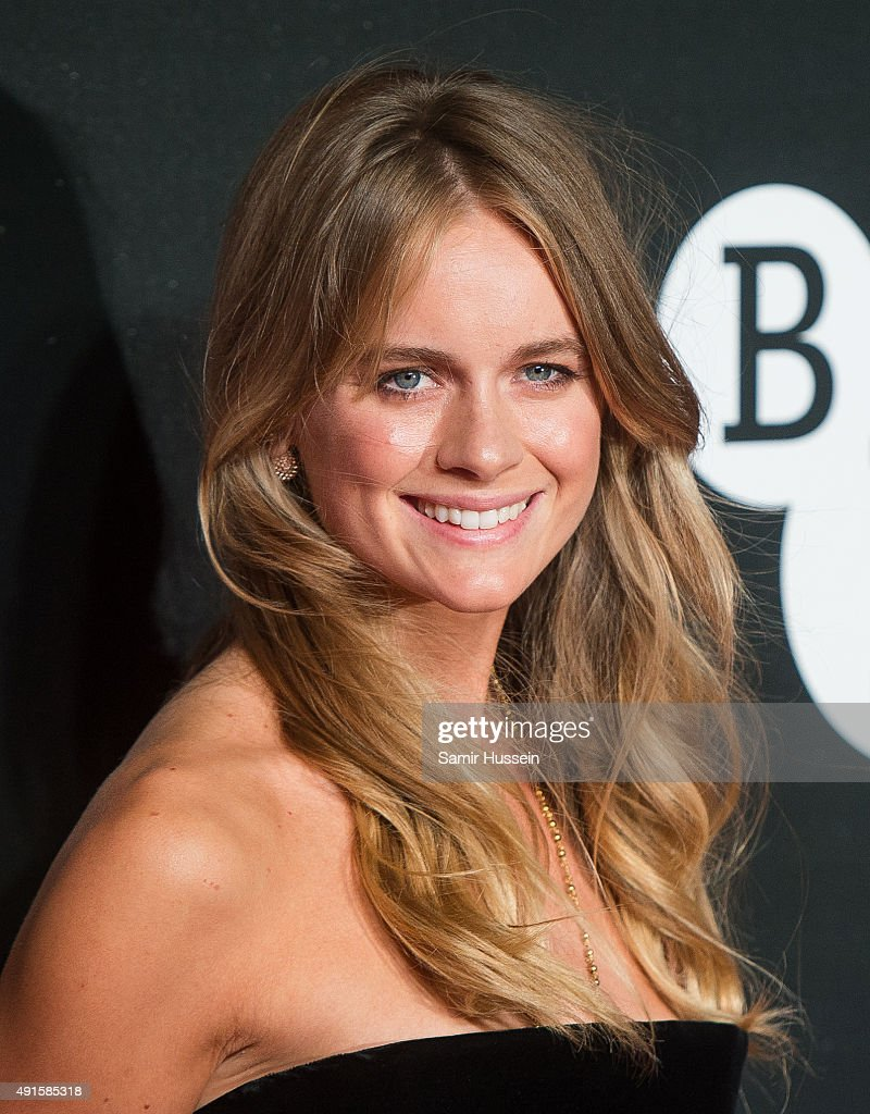 Cressida Bonas attends the BFI Luminous Funraising Gala at The Guildhall on October 6, 2015 in London, England.