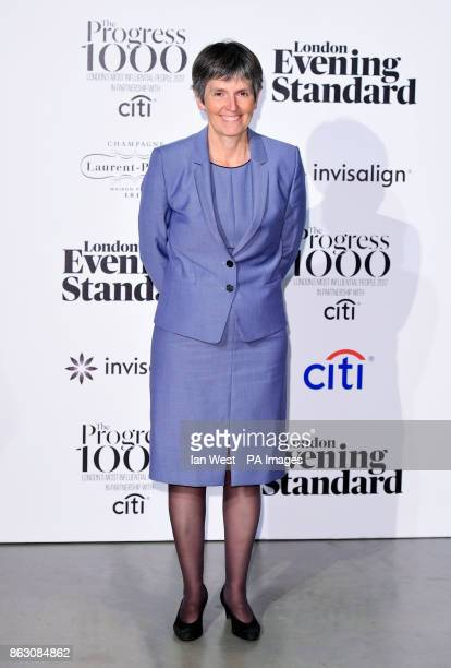 Cressida Dick at the London Evening Standard's annual Progress 1000 in partnership with Citi and sponsored by Invisalign UK held in London