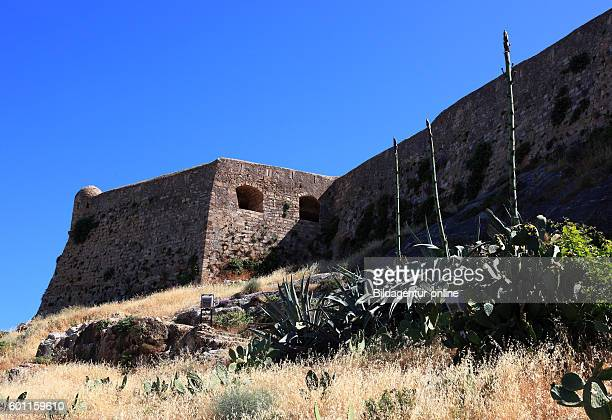 Crete the Fortezza of Rethymnon