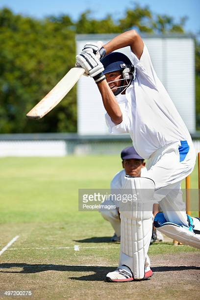 Cricket puede fiercely competitiva