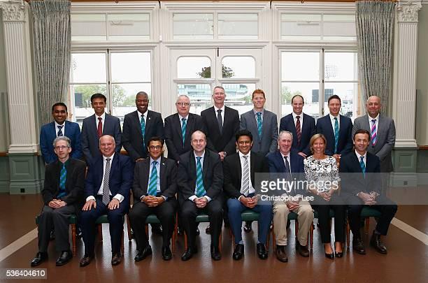 Cricket Committee members Mahela Jayawardena Rahul Dravid Adrian Griffith Clive Hitchcock Craig Ranson Kevin OBrien Andrew Strauss Richard...