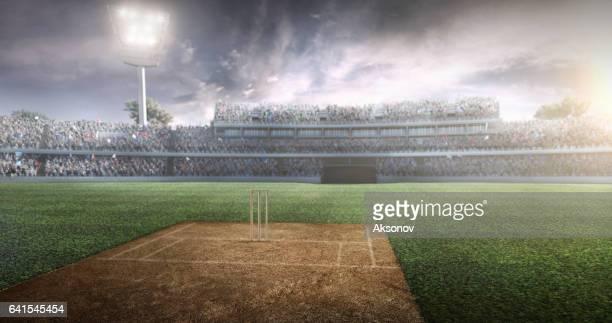 Cricket: Cricket-Stadion