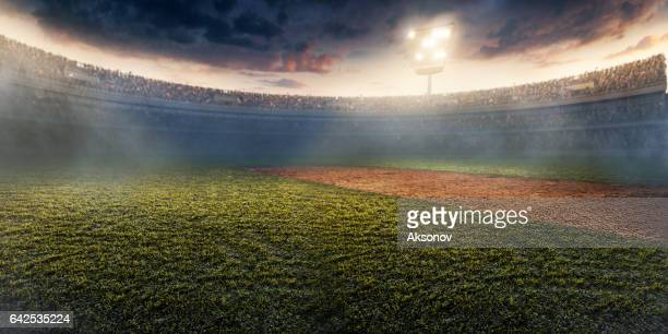 Cricket: Cricket stadium