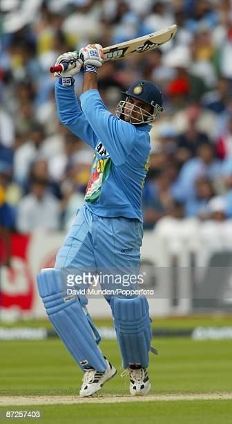 Cricket Nat West Series 2002 Sri Lanka v India at Edgbaston SAURAV GANGULY / INDIA
