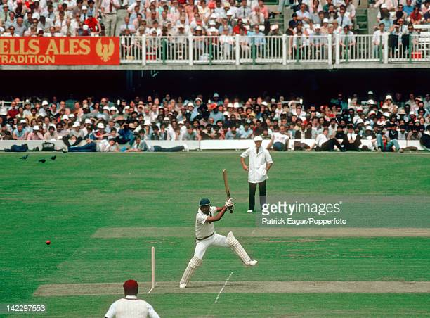 Cricket World Cup 1983 Final India v West Indies at Lord's Mohinder Amarnath E835617
