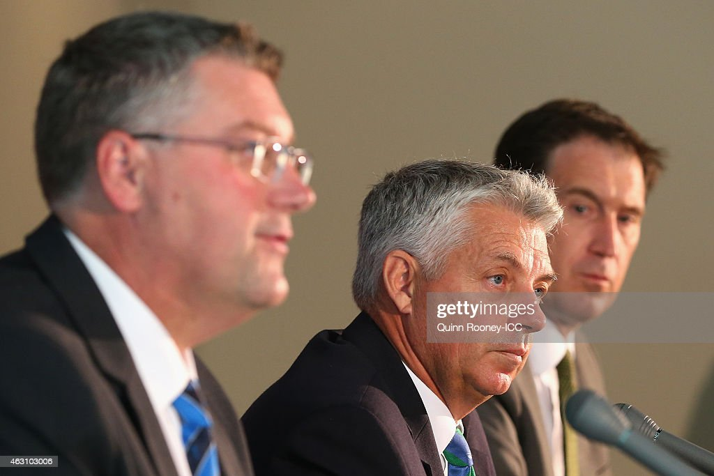 ICC Cricket World Cup 2015 Media Conference