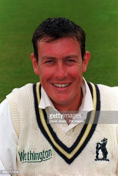 Cricketer Ashley Giles Warwickshire County Cricket Team Ashley Giles who has been drafted by the England squad for the final Test The Warwickshire...