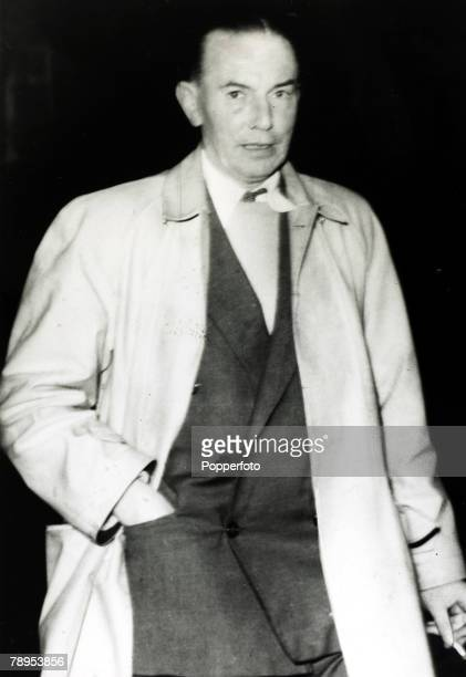 July 1955 George Ellis the exhusband of Ruth Ellis Ruth Ellis was hanged on 13th July 1955 for the murder of her lover David Blakely the 16th and...
