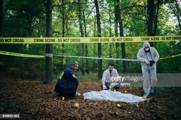 FBI crime invastigating