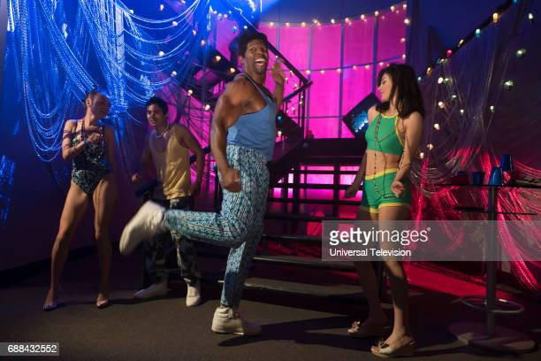 NINE 'Crime Punishment' Episode 422 Pictured Terry Crews as Terry Jeffords